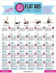 Best Challenge 210 Best 30 Day Workout Challenges Images On Exercise