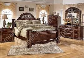 innovative furniture bedroom set b347 gabriela 4 bedroom set