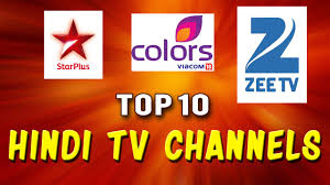 top 10 hindi tv channels india 2016 most popular hindi tv