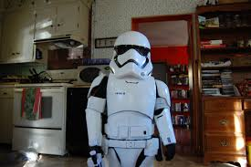 halloween costumes stormtrooper how to turn a stormtrooper toy into a kid sized halloween costume
