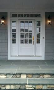 front door camera nest mats with initials yellow paint color