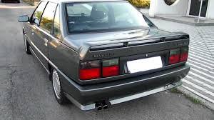renault 21 sam 1256 renault 21 2 0 turbo 1988 iscritta asi unico proprietario