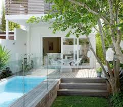Small Pools For Small Yards by Small Pool Designs For Small Backyards 25 Best Ideas About Small