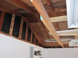 Insulation For Ceilings by Insulation Options For Garage Ceiling Pics