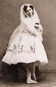 robe de mari e chagne ballet costume britannica