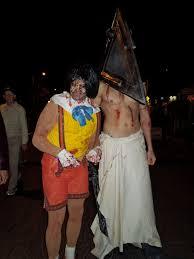 Pyramid Head Halloween Costume Horrifying Delights West Hollywood U0027s Halloween Carnaval 2012