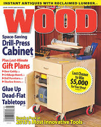 Fine Woodworking 230 Pdf by Wood Issue 230 December January 2014 2015 Woodworking Plan From