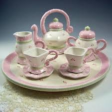 bunny tea set tea sets for easter bunnies kindergartenknowledge