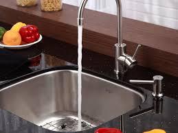 copper kitchen faucet stylist hammered copper kitchen faucet 2 opulent sink interesting