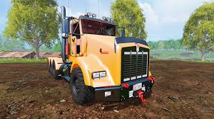 buy kenworth t800 kenworth t800 v1 0 for farming simulator 2015