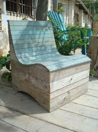 canapé bois flotté fauteuil canapé banquette en planches de bois flotté bois