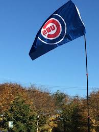Cubs Flag Chicago Cubs And Their Fans Hold The Party Of The Century