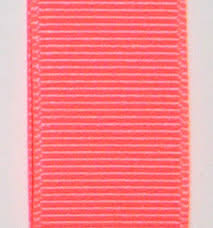 grograin ribbon neon grosgrain ribbon neon coral wholesale ribbon
