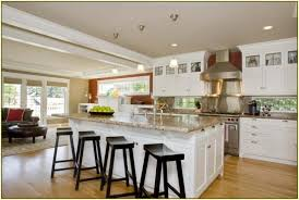 large kitchen island with seating and storage recycled countertops large kitchen island with seating and storage