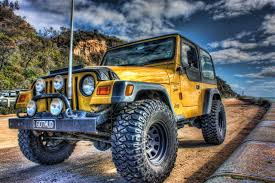 picture jeep wrangler hdr cars headlights