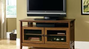 corner tv stand with glass doors cabinet corner tv cabinet home depot stunning rustic tv cabinet