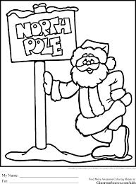 cartoon christmas elf kids coloring