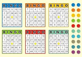 bingo cards free vector download free vector art stock graphics