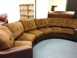 small half circle sectional sofa 12 terrific half circle