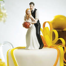 and groom cake toppers basketball and groom cake topper candy cake weddings