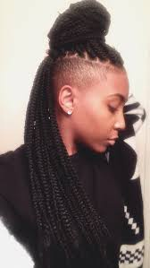 black hair braiding styles for balding hair best 25 braids with shaved sides ideas on pinterest braids