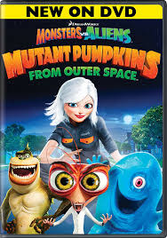amazon com monsters vs aliens mutant pumpkins from outer space