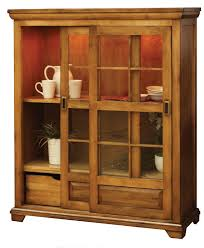 buffet cabinet with glass doors servers and sideboards ohio hardword upholstered furniture