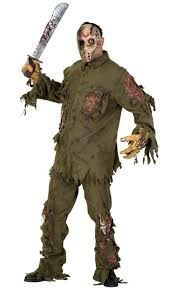 jason costumes jason deluxe friday the 13th jason voorhees costume for