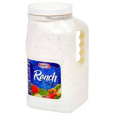 kraft ranch dressing 1 gal sam u0027s club