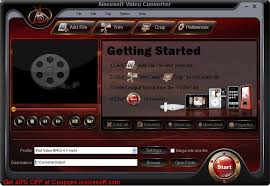 total video converter aiseesoft 40 off aiseesoft total video converter coupon code may 2018