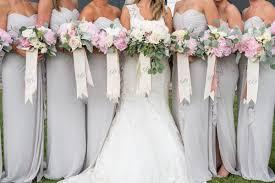 light gray bridesmaid dresses mississippi barn wedding by adam alli photography grey