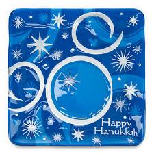 hanukkah plates disney themed hanukkah dinnerware