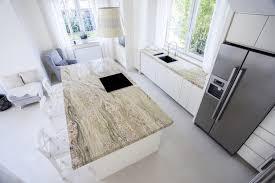 marbre pour cuisine cuisine en marbre granit 35 utilisations possibles de la