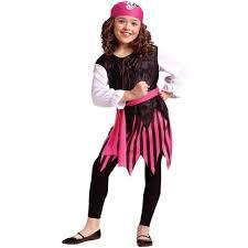 girls halloween pirate costume amazon com girls caribbean pirate costume child small