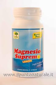 le proprietã magnesio supremo il magnesio supremo proprietà benefici opinioni