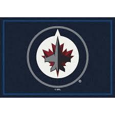 Nhl Area Rugs Winnipeg Jets Area Rug Nhl Winnipeg Jets Area Rugs