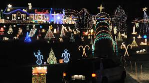 winter lights festival gaithersburg baltimore area homes that go all out with holiday light displays