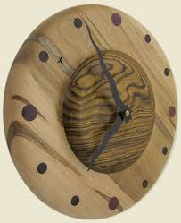 wood turned wall 14 best wood turned desk clocks images on woodworking