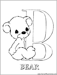 precious moments alphabet coloring pages coloring