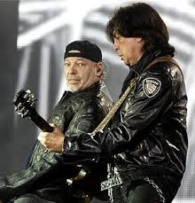 chitarra vasco vasco contro il suo chitarrista solieri senza me non esisti