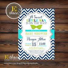 bow tie baby shower bow tie baby shower invitations isura ink