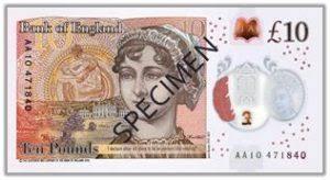 bureau de change livre sterling nouveau billet de 10 livres sterling bureau de change aix en