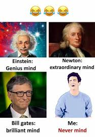 Bill Gates Meme - dopl3r com memes newton einstein genius mind extraordinary