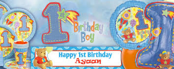 1st birthday party themes for boys 10 birthday party theme ideas for baby boys lahore
