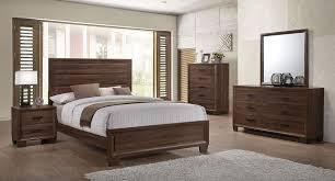 brandon panel bedroom set coaster furniture furniture cart