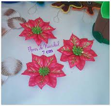 flores de foamy flores de navidad en foami foamy bs 6 000 00 en mercado libre