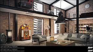 galerie 3dvf com loft new york par julien