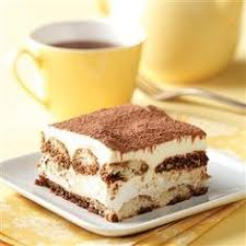 if anyone would know how to make a true italian tiramisu it would