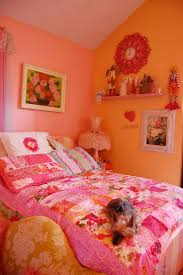 Orange Bedroom Ideas 40 Best Pink Pink U0026 Orange Girls Bedrooms Images On Pinterest