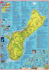 Map Of Guam Guam Map Images Reverse Search